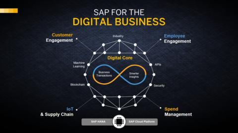 sap digital business